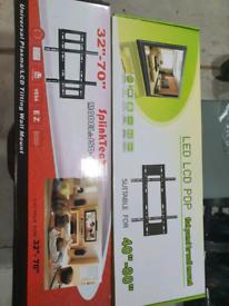 TV WALL BRACKET MOUNT SLIM 40 42 50 55 60 70 Sony Samsung Toshiba LG
