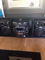 15 dollars!!! Stereo system speakers