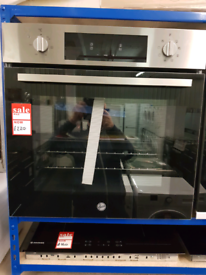 Brand New Hoover HOC3B3058IN Multi Function Single Oven (S/Steel)