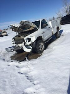 2008 dodge parts truck with service body