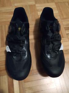 Mavic cycling shoes