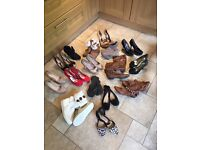 16 Pairs Of Shoes & Boots (See All Photos)