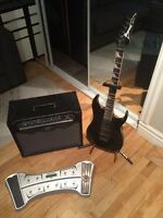 $500! Peavey VyPyR w/ Sanpera II Pedal and Ibanez RG 270 DX