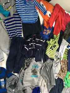 57pieces used BOYS WINTER CLOTHES 18MONTHS EXCELLENT CONDITION Kitchener / Waterloo Kitchener Area image 4