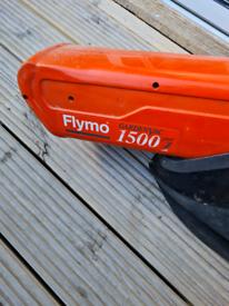 Flymo garden vac 1500 plus