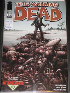 The Walking Dead #85 Variant Cover Comic Book NM/MT Zombies