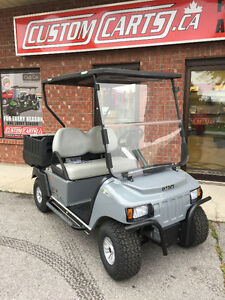 2016 CLUB CAR Carryall 100 48VOLT -ELECTRIC - UTILITY GOLF CART