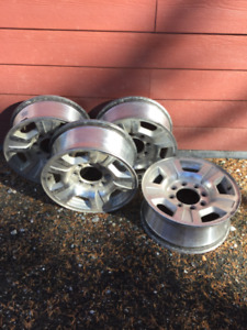 Wheels for 2008 gmc/Chevy