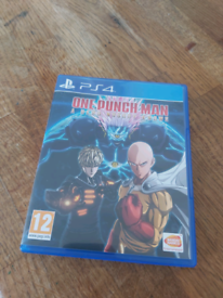 One punch man par game