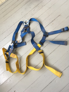 Safety Harness (Fall Arrest Harness)