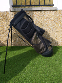 Dunlop stand golf bag