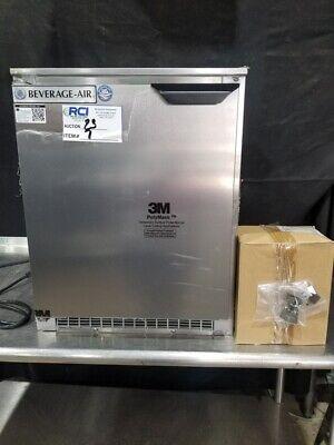 New Beverage-air Ucr20y Under Counter Refrigerator