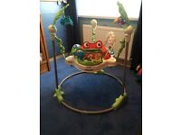 Fisherprice Rainforest Jumparoo