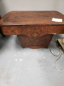 Antique Sewing Box