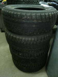 Weathermate  Winter tires (new)