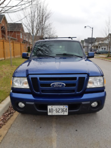 2011 Ford Ranger Supercab