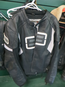 Shift ST Motorcycle Jacket, Size XL