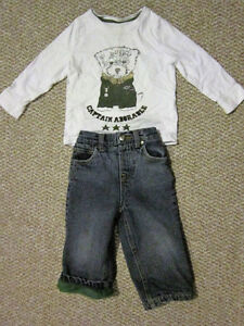 Toddler Boys Size 18 Month Outfits