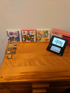 3ds xl in great condition.
