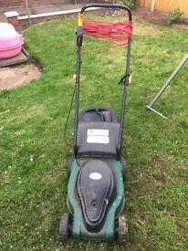 Not working lawnmower FREE