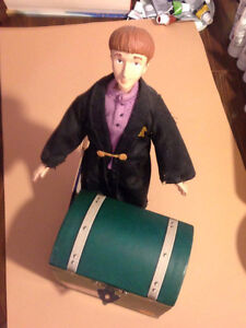Ron Weasley Collectible with Trunk Jewelry Case Harry Potter