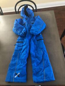 Kids Snow Suit (new) Size 2-4