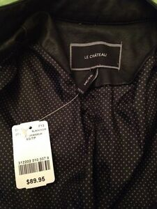 Le Chateau jacket - XS - new with tags 89.95 St. John's Newfoundland image 1