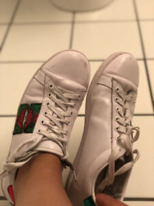Used Gucci sneakers - women's size 41