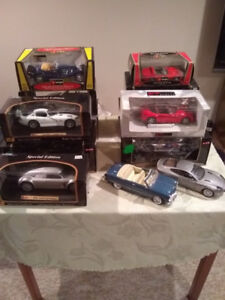 Amazing Collection of 13 Model Cars for Ultimate Collector
