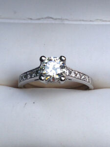 Engagement Ring Kitchener / Waterloo Kitchener Area image 2