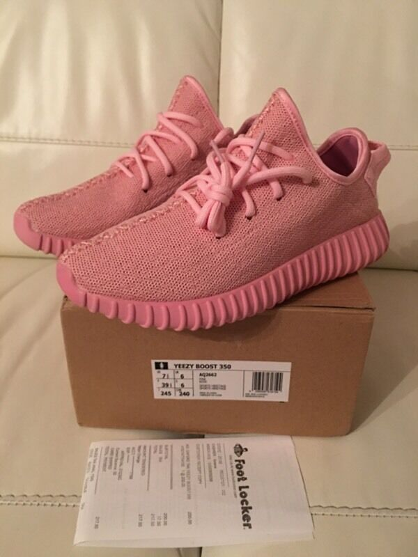 Adidas Yeezy In Pink