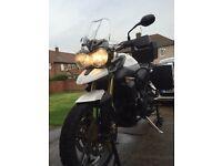 Triumph tiger 800 2011