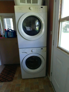 Washer and dryer stacking combo $700 OBO