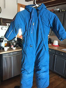 Mountain Equipment Co-op one piece snowsuit!
