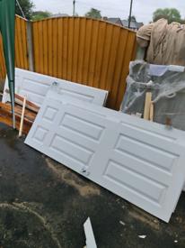 4 good internal doors