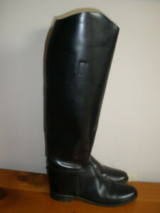Ladies Leather Tall Boots size 10