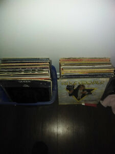 $$$ paid for vinyl records!!