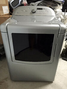 WHIRLPOOL CABRIO ELECTRONIC DRYER SÉCHEUSE ELECTRONIQUE SILVER