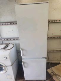 85. Tall electrolux fridge freezer