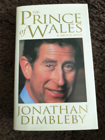 ** REDUCED ** Prince of Wales a biography