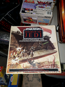 Vintage Star Wars Board Game