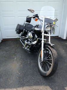 2003 Harley Davidson FXDL Superglide 100th anniversary edition