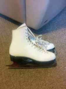 Ladies size 8 skates.