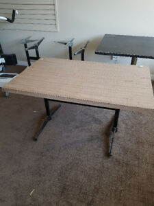 Restaurant Tables and Bases Lot - 100 Tops - 78 Bases