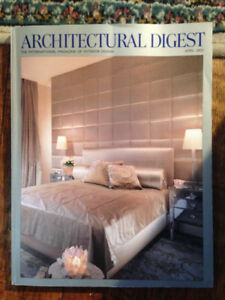 Architectural Digest - April 2003