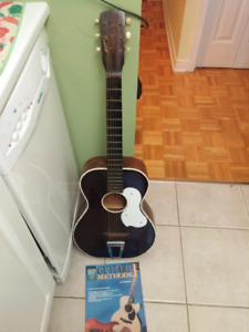 SOLD!!!!!!!!Acoustic guitar Brand The Screamer