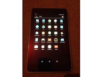 Google Nexus 7 1st generation tablet