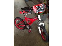 Raleigh 16' kids bike