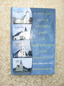 A HISTORY OF THE PASTORAL UNIT OF NEW LONDON AND SPRINGFIELD
