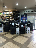 40% OFF ALL IN-STOCK RIMS & TIRES
